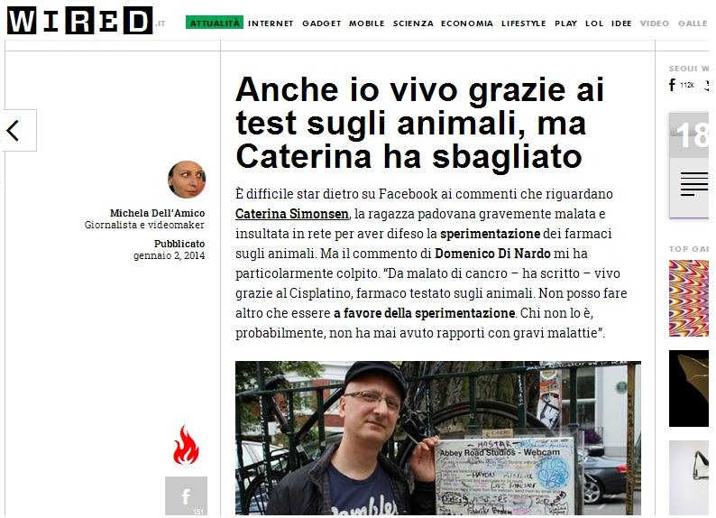 La mia intervista su Wired Italia