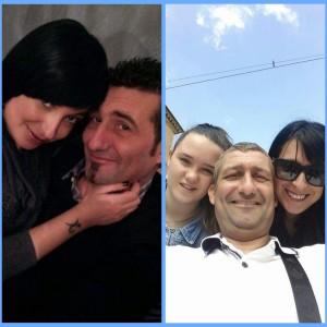 Letizia, Marco ed Alessia